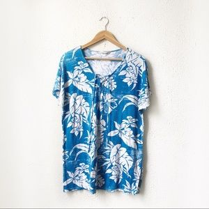 Margaritaville | Oversized Hawaiian Beach T-Shirt